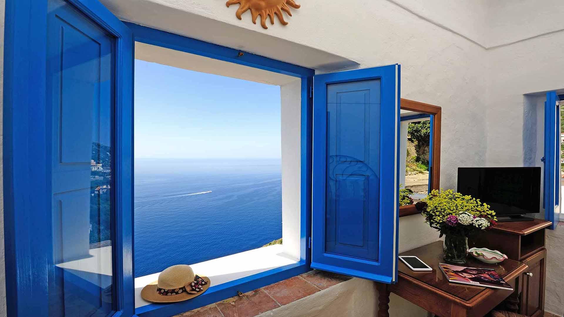 camera costiera amalfitana